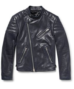 Tom Ford | Quilted Leather Biker Jacket