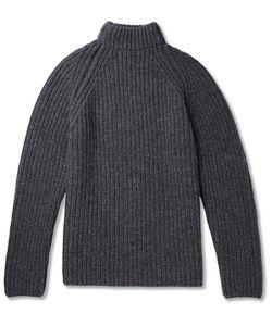 Albam | Submariner Ribbed Wool Sweater