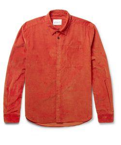 Albam | Cotton-Corduroy Shirt