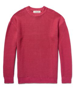 Remi Relief | Ribbed Cotton Sweater