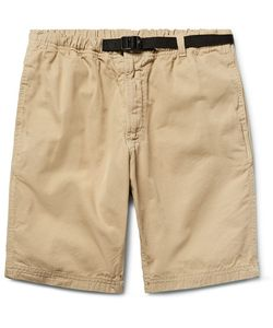 MOLLUSK | Slim-Fit Cotton-Canvas Shorts