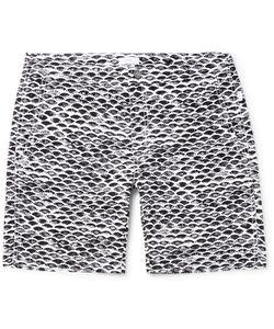 Onia | Calder Long-Length Printed Swim Shorts