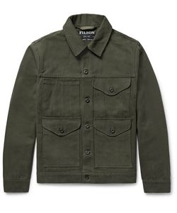 Filson | Cruiser Cotton-Canvas Jacket