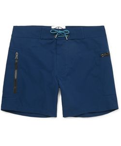 Everest Isles | Mayol Short-Length Swim Shorts