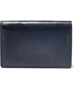 BERLUTI   Jagua Polished-Leather Bifold Cardholder