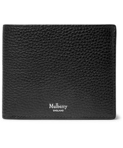 Mulberry | Full-Grain Leather Billfold Wallet