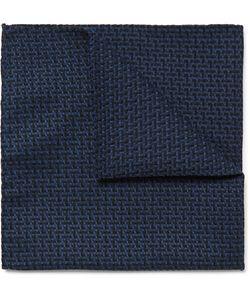 Oliver Spencer | Cromer Cotton-Jacquard Pocket Square