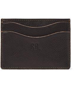 RRL | Textu-Leather Cardholder