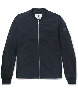NN07 | Cotton-Blend Bomber Jacket