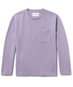 Our Legacy | Cotton And Linen-Blend Sweatshirt