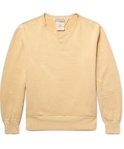 Remi Relief | Loopback Cotton-Jersey Sweatshirt
