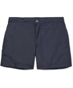 Officine Generale | Roman Slim-Fit Mid-Length Swim Shorts