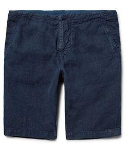 Aspesi | Slim-Fit Linen Shorts