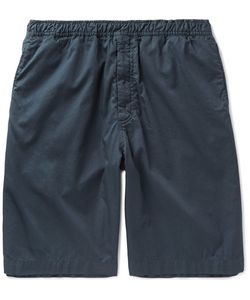 Our Legacy | Washed-Cotton Satin Drawstring Shorts