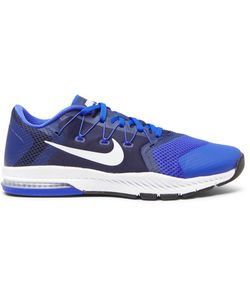 Nike Training | Zoom Train Complete Mesh And Rubber Sneakers