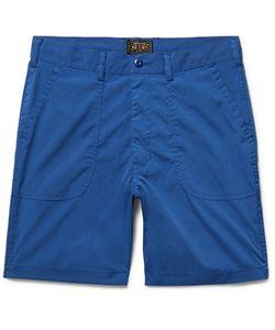 Beams Plus | Baker Slim-Fit Canvas Shorts