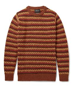 HOWLIN' | Howlin Flashing Echo Striped Virgin Wool Sweater