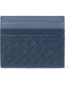 Bottega Veneta | Two-Tone Intrecciato Leather Cardholder