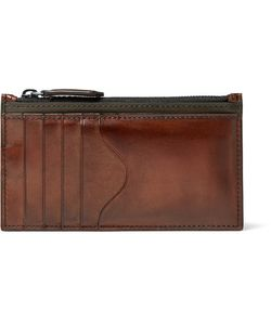 BERLUTI | Koa Polished-Leather Cardholder
