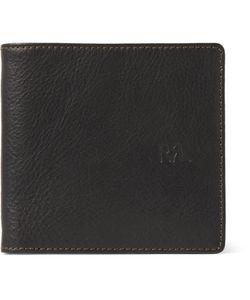 RRL | Textu-Leather Billfold Wallet