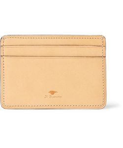 IL BUSSETTO | Polished-Leather Cardholder