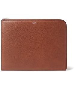 Mulberry | Full-Grain Leather Pouch