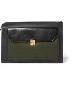 Bottega Veneta | Colour-Block Leather Pouch