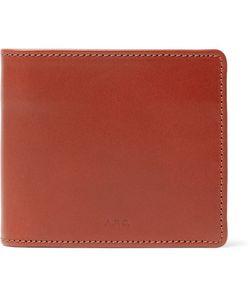 A.P.C. | A.P.C. London Leather Billfold Wallet
