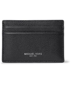 Michael Kors | Full-Grain Leather Cardholder
