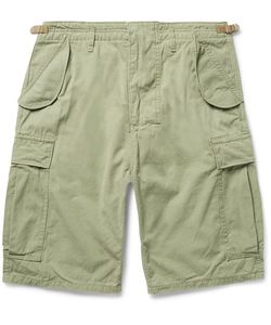 NONNATIVE | Trooper Cotton-Ripstop Shorts