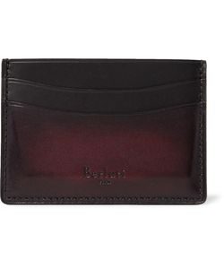 BERLUTI | Bambou Polished-Leather Cardholder