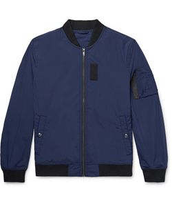 Club Monaco | Ma1 Stretch-Nylon Ripstop Bomber Jacket