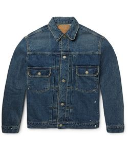 Orslow | Beams 1950s Slim-Fit Selvedge Denim Jacket