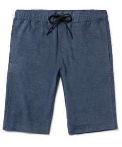 Theory | Moris Slim-Fit Terry Drawstring Shorts