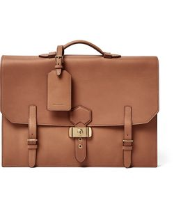 Dunhill | Duke Leather Briefcase