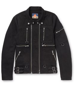 Blackmeans | Cotton-Canvas Field Jacket