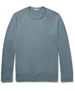 James Perse | Loopback Supima Cotton-Jersey Sweatshirt