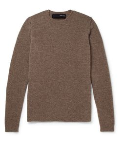 Isabel Benenato | Merino Wool-Blend Sweater