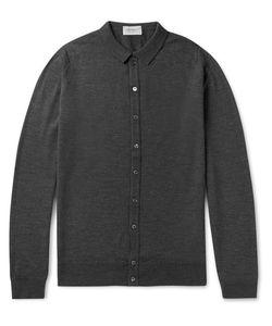 John Smedley | Parwish Merino Wool Shirt