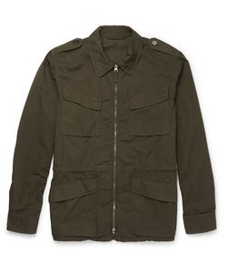 Aspesi | Cotton-Twill Field Jacket
