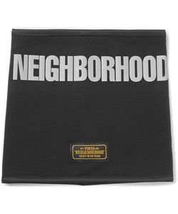 Neighborhood | Printed Fleece-Back Jersey Snood