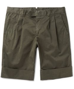 Boglioli | Stretch-Cotton Shorts