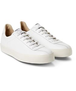SPALWART | Court Leather Sneakers