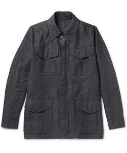 Private White V.C. | Linen Field Jacket