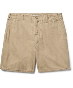 Eidos | Morgan Cotton Oxford Shorts