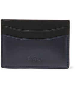 BERLUTI | Bambou Polished-Leather Cardholder