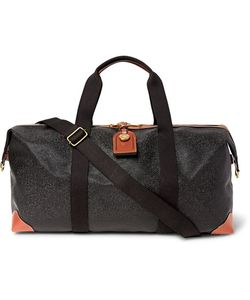 Mulberry | Medium Clipper Pebble-Grain Leather Holdall