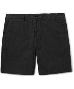 Burberry | Cotton-Poplin Chino Shorts