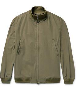 Beams Plus | Stretch-Twill Blouson Jacket