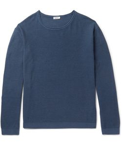 Eidos | Linea Cotton And Cashmere-Blend Sweater